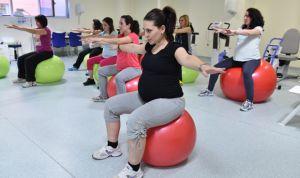 El ejercicio físico moderado en el embarazo reduce el riesgo de depresión
