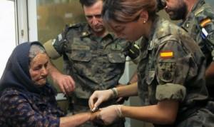 El ejército 'recluta' a 30 estudiantes de Medicina