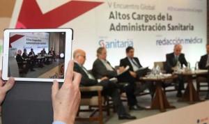 El Encuentro de Altos Cargos de la Sanidad, en directo por redes sociales
