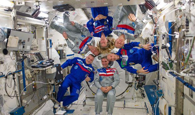 El espacio altera la visi�n y modifica el cerebro de los astronautas
