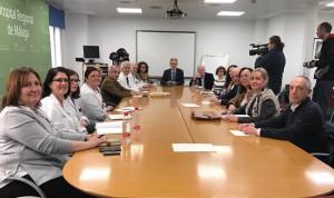 El exconsejero Arboleya, responsable de crear un nuevo hospital en Málaga