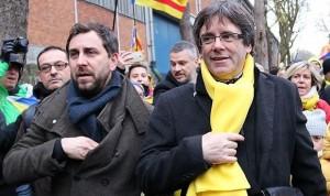 El exconsejero de Salud Antoni Comín se entrega a la Justicia belga