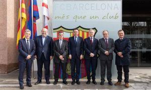 El FC Barcelona quiere 'fichar' a los mejores MIR de Medicina Deportiva