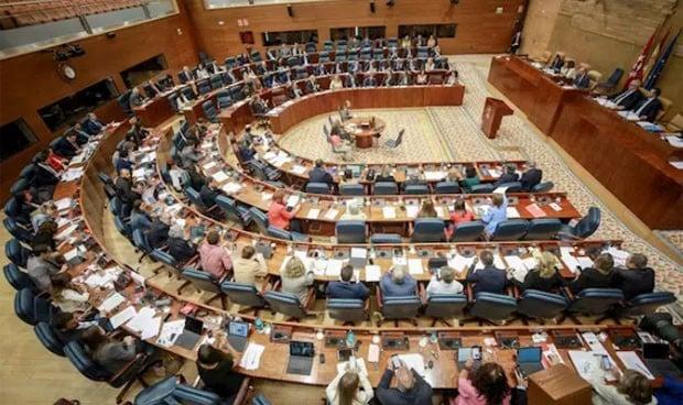 El ¿futuro? del debate parlamentario que cuestiona el 'nuevo' La Paz