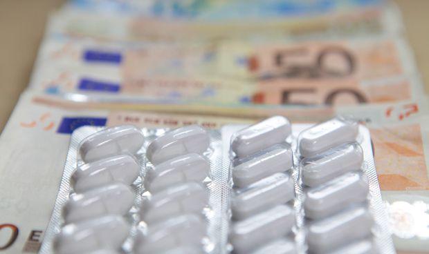El gasto en hospitales baja, pero no evita que la factura farmacéutica suba