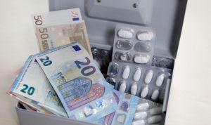 El gasto farmacéutico en receta pública baja por primera vez en 5 meses