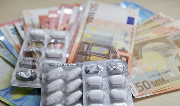 El gasto farmacéutico se desinfla un 8,1% en agosto hasta los 857 millones