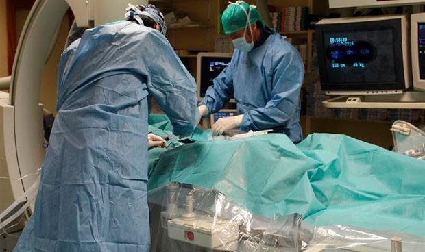 El General repara la válvula mitral cardiaca sin cirugía