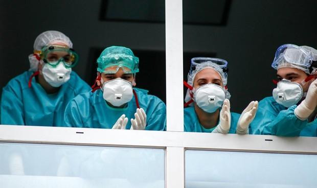El Gobierno declara el Covid-19 como enfermedad profesional en sanitarios