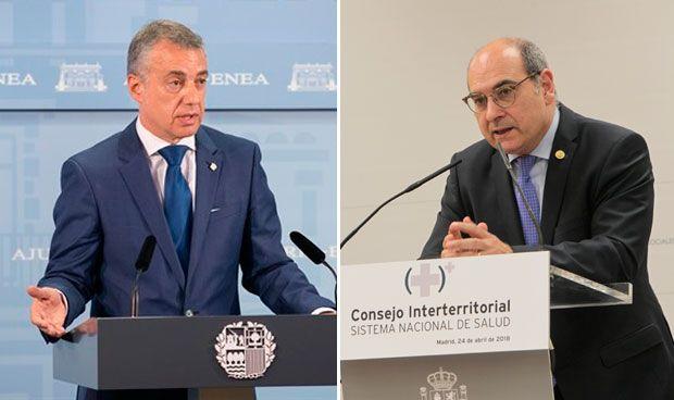 El Gobierno vasco controlará la libertad de expresión de sus sanitarios
