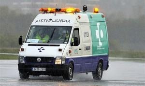 El Gobierno vasco destina 117 millones para sus ambulancias, un 13% más
