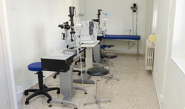 El Gregorio Marañón amplía el espacio para consultas de Oftalmología