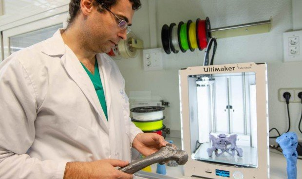 El Gregorio Marañón crea una unidad innovadora de diseño e impresión 3D
