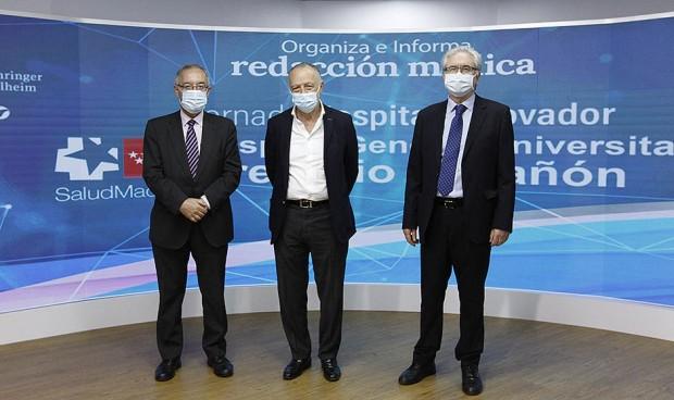 """El Gregorio Marañón """"es un hospital humano"""" con """"estrategias vanguardistas"""""""