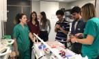 El Gregorio Marañón hace una preparación 'extra' en endoscopia para MIR