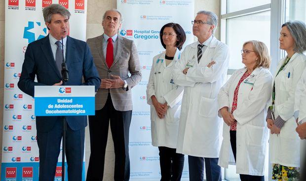 El Gregorio Marañón inaugura su nueva unidad de Oncología Adolescente