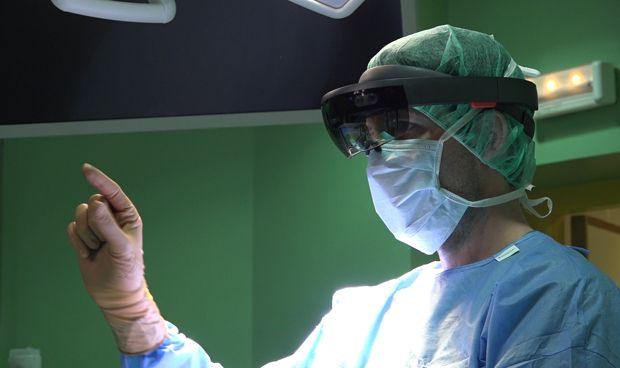 El Gregorio Marañón incorpora la realidad virtual en la cirugía oncológica