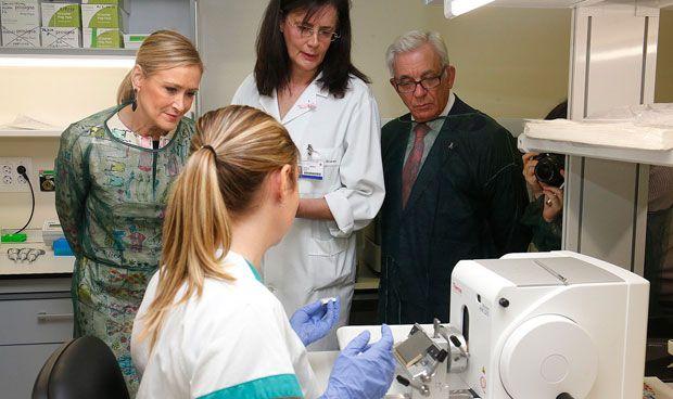 El Gregorio Marañón realiza más de 1.000 biopsias anuales de cáncer de mama