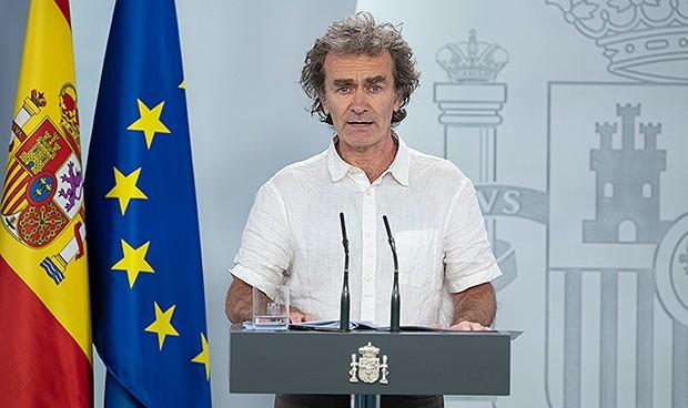 El guiño de Fernando Simón a la gestión de Madrid
