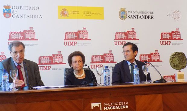 El hematólogo José María Fernández-Rañada, XX Premio Plaza Porticada