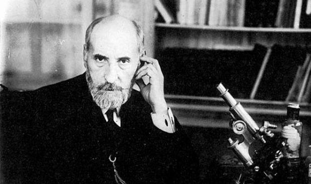 El hilo que explica por qué Ramón y Cajal tenía los pectorales como piedras