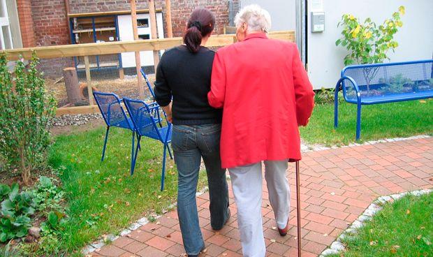 El hipocampo, detrás de la relación entre la marcha lenta y la demencia