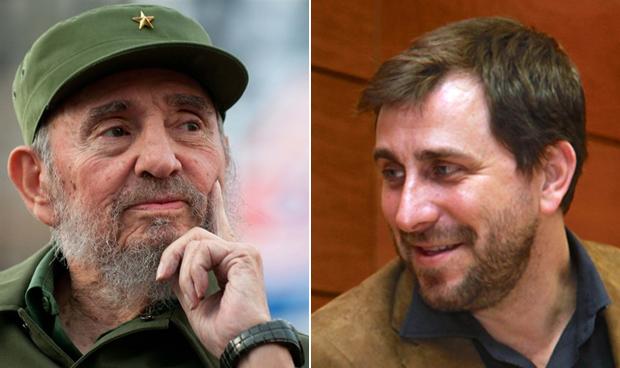 El homenaje de Antoni Comín a Fidel Castro revisa el comunismo