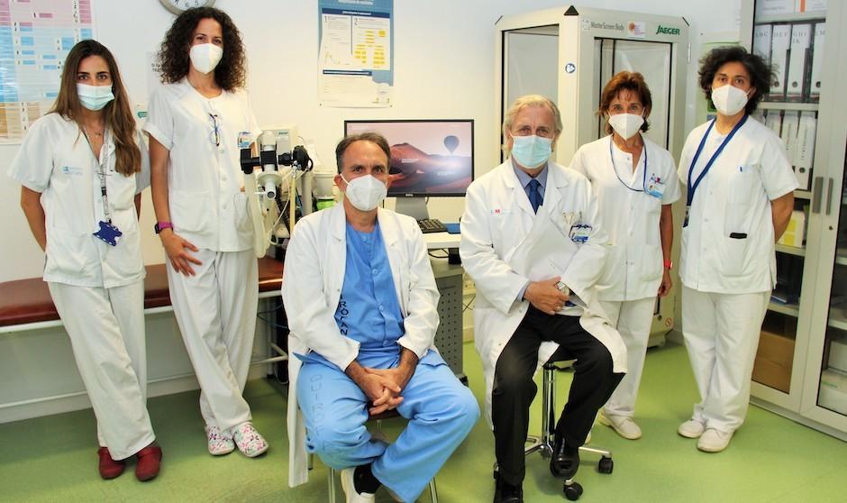 El Hospital Clínico San Carlos, reconocido de