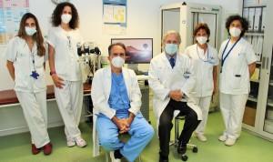 El Hospital Clínico San Carlos, reconocido de 'Excelente' en tratar la EPOC