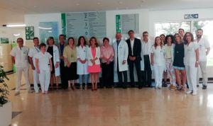 El Hospital de Baza invierte 135.000 euros en su área de Aparato Digestivo