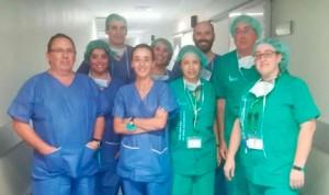 El Hospital de Cáceres implanta una nueva técnica para extirpar tumores
