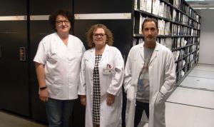 La digitalización de las historias clínicas ahorra 5 toneladas de papel