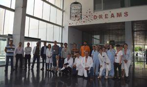 El hospital de Denia consigue el máximo nivel de ciberseguridad sanitaria