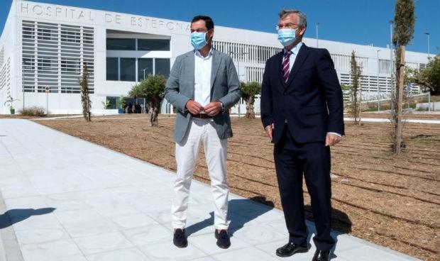 El Hospital de Estepona se adscribe a la Agencia Sanitaria Costa del Sol
