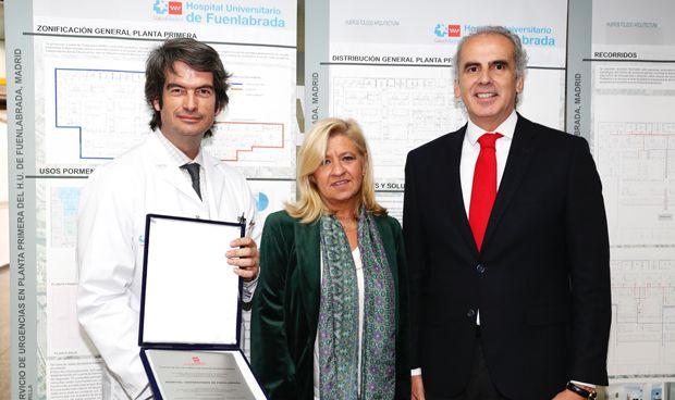 El Hospital de Fuenlabrada incluye una nueva Unidad de Hemodinámica