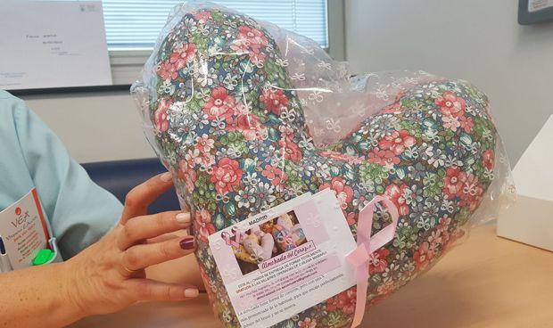 El Hospital de Fuenlabrada se une a la iniciativa Almohada del Corazón