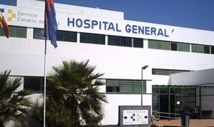 El Hospital de Fuerteventura inicia su ampliación e invierte 10,5 millones