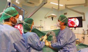 El Hospital de Getafe incorpora la endoscopia contra el tumor de hipófisis
