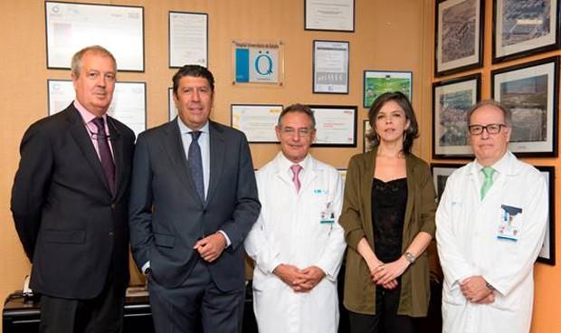 El Hospital de Getafe recibe su acreditación QH del IDIS
