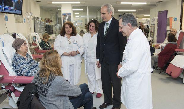 El Hospital de Getafe reforma su unidad onco-hematológica de día