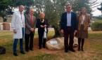 El Hospital de Hellín conmemora la lucha en cáncer en 'El árbol de la vida'