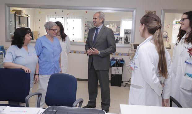 El Hospital de Henares inaugura una nueva sala de lactancia