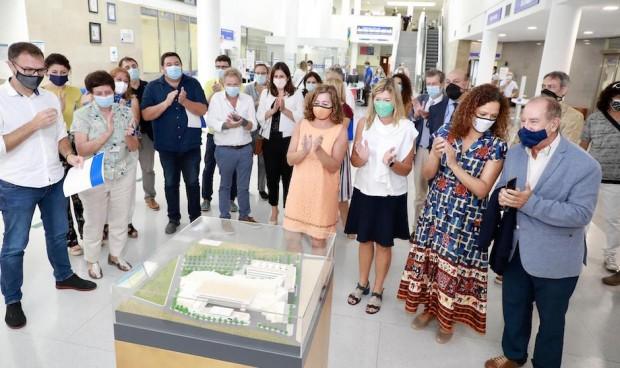 El Hospital de Manacor se ampliará y tendrá un edificio de uso ambulatorio