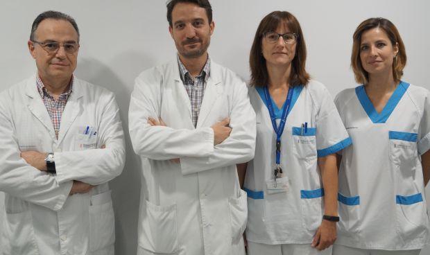 El Hospital de Manises, centro de referencia en patologías de pie y tobillo