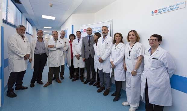 El Hospital de Móstoles tendrá 24 habitaciones más tras la reforma