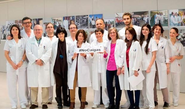 El Hospital de Parapléjicos lanza #NoCaigas para evitar lesiones medulares