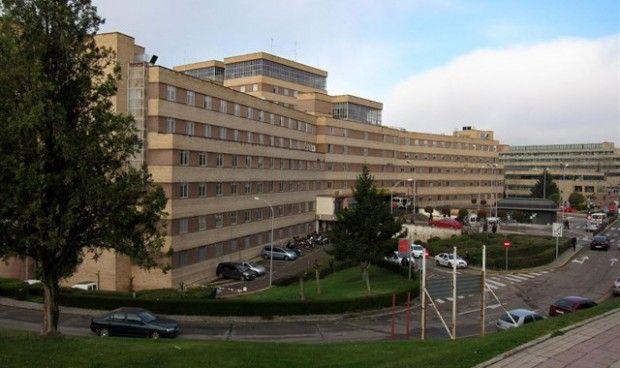"""El Hospital de Salamanca instala """"botones antipánico"""""""