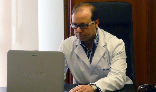 El Hospital de San Pedro ya tiene nuevo jefe de Servicio de Cardiología