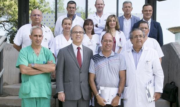El Hospital de Tenerife llega a los 100 trasplantes de páncreas