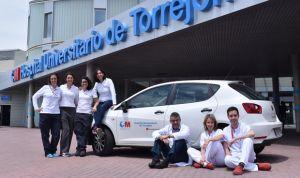 El Hospital de Torrejón añade la quimioterapia a domicilio a sus servicios